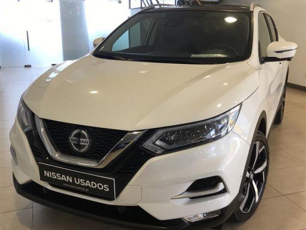 Nissan Qashqai segunda mano Setúbal