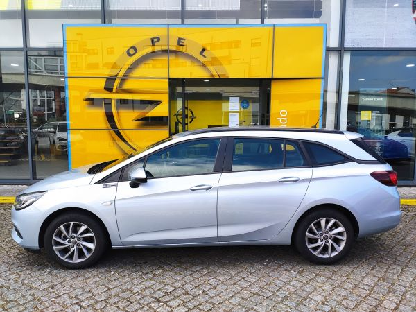Opel Astra 1.5 Turbo D 122cv Business Edition ST usado (Porto)