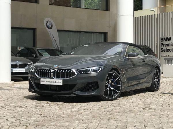 BMW Serie 8 segunda mão Lisboa
