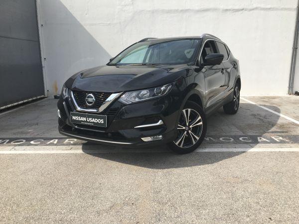 Nissan Qashqai segunda mão Setúbal
