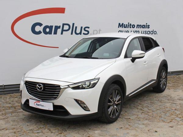 Mazda CX-3 segunda mão Porto