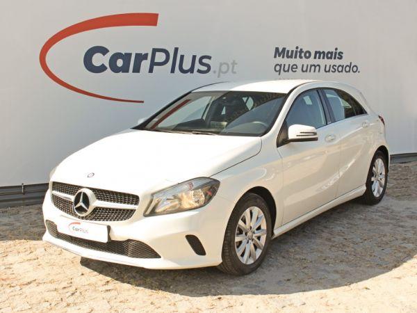 Mercedes Benz A-Class segunda mão Porto