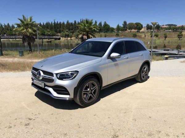Mercedes Benz Classe GLC segunda mão Castelo Branco