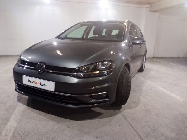 Volkswagen Golf 1.6 TDI 115cv Confortline Variant usado (Lisboa)