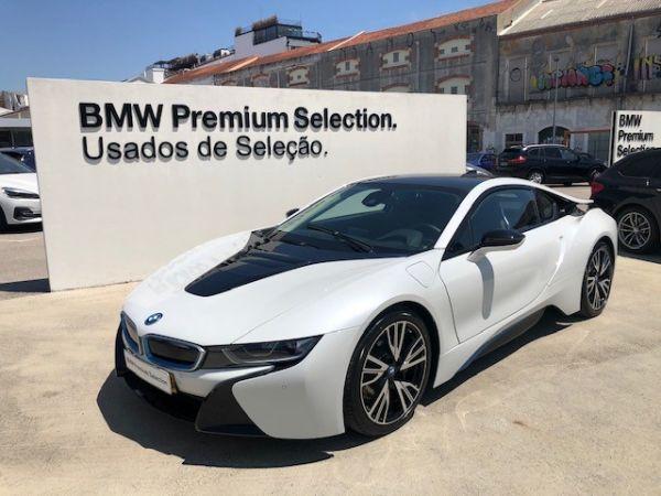 BMW i8 segunda mão Lisboa