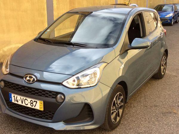 Hyundai i10 segunda mano Porto