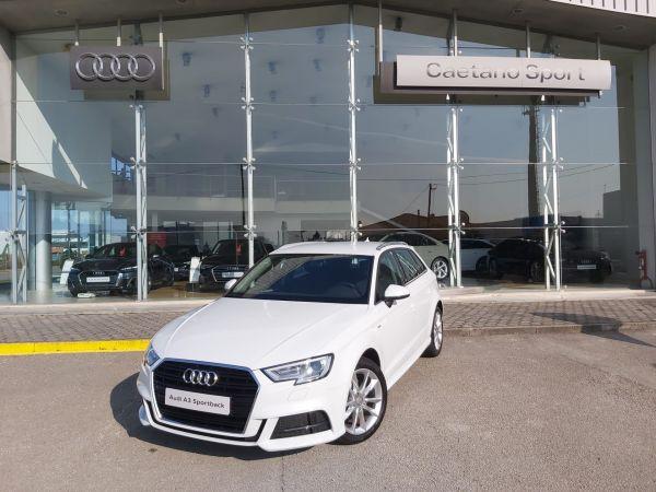 Audi A3 Sportback segunda mão Aveiro