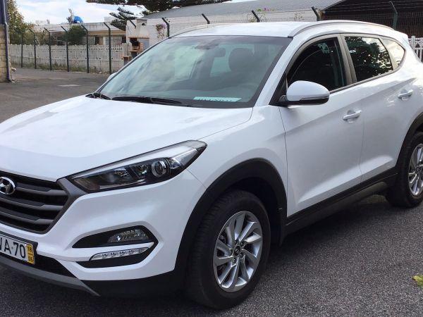 Hyundai Tucson segunda mano Setúbal