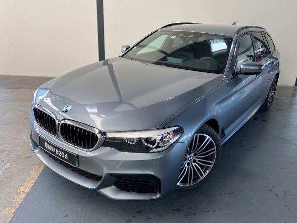 BMW Serie 5 segunda mano Faro