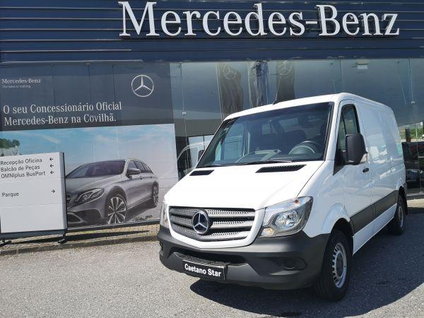 Mercedes Benz Sprinter segunda mano Porto