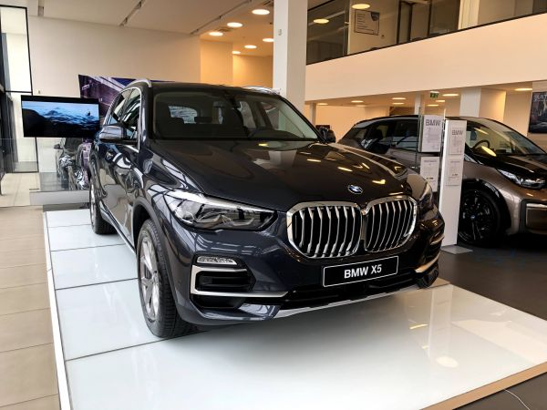 BMW X5 segunda mão Aveiro