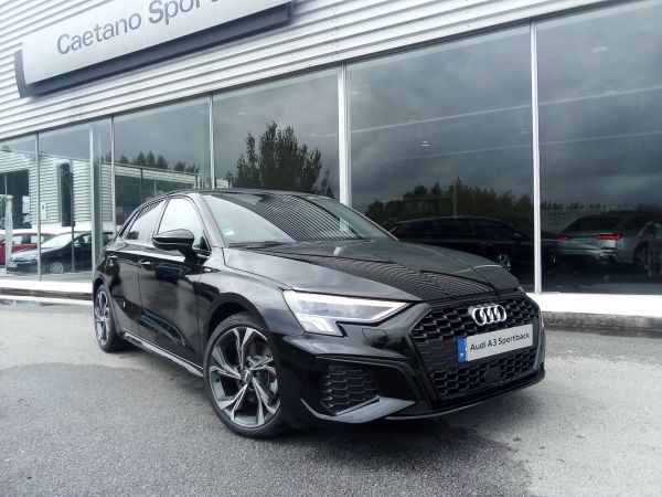 Audi A3 Sportback segunda mão Porto