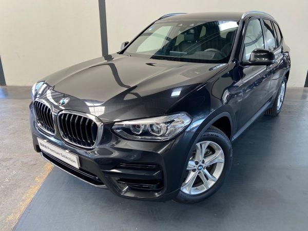 BMW X3 segunda mão Faro