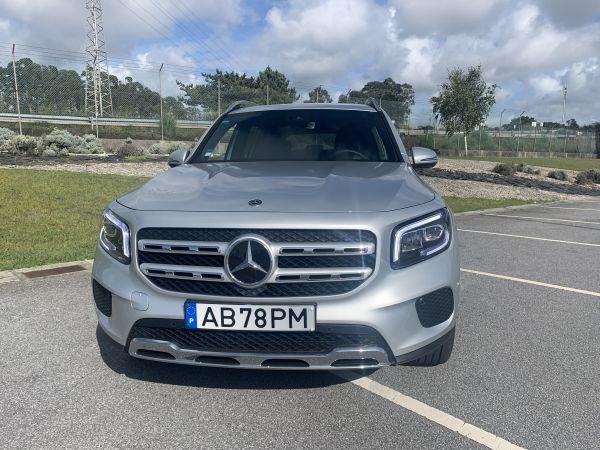 Mercedes Benz GLB segunda mano Porto