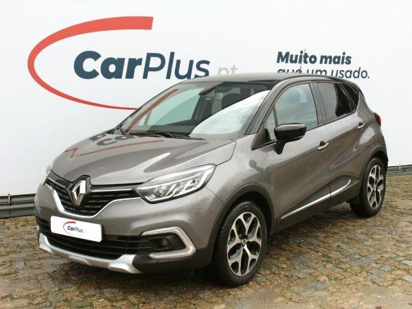 Renault Captur segunda mão Braga