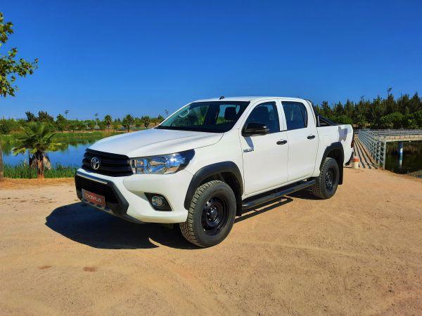 Toyota Hilux segunda mão Castelo Branco