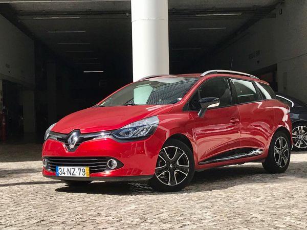 Renault Clio Break segunda mão Lisboa