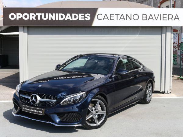 Mercedes Benz Classe C segunda mão Lisboa