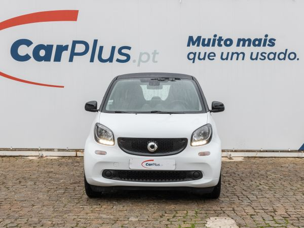 Smart Fortwo coupé 71cv passion Twinamic usado (Lisboa)