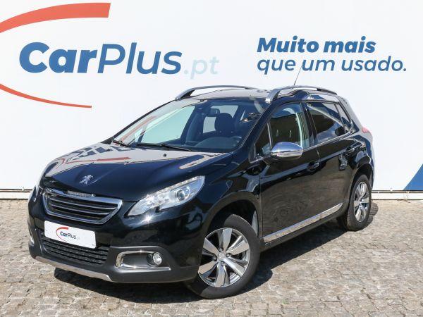 Peugeot 2008 segunda mão Lisboa