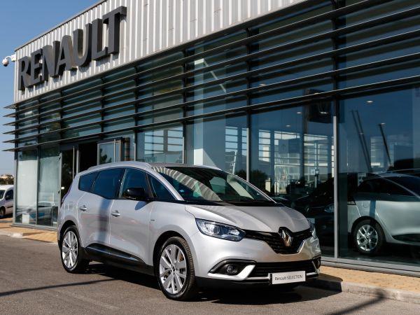 Renault Grand Scenic segunda mano Setúbal