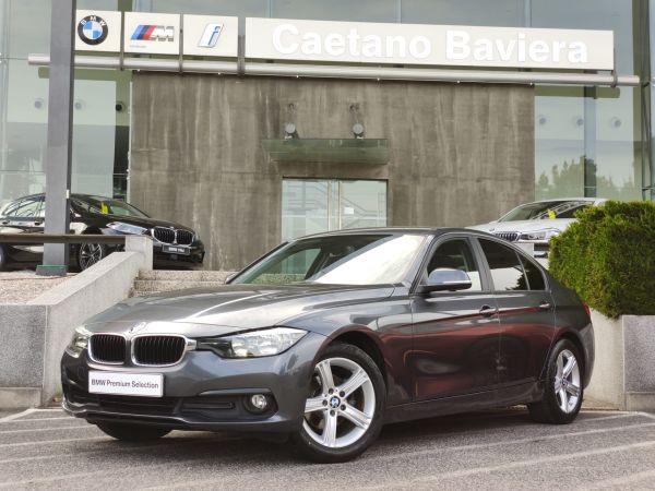 BMW Serie 3 segunda mão Lisboa