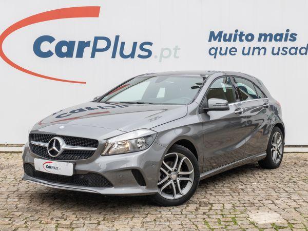 Mercedes Benz A-Class segunda mão Lisboa