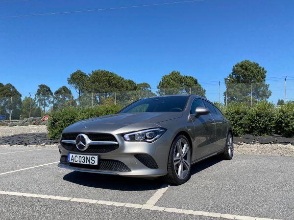 Mercedes Benz Classe CLA segunda mão Porto