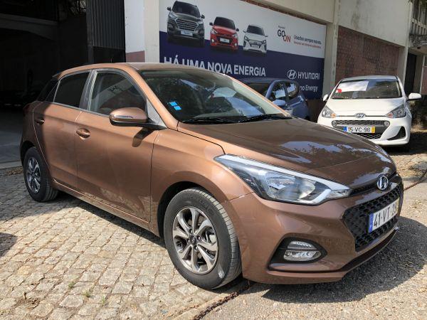 Hyundai i20 segunda mano Porto