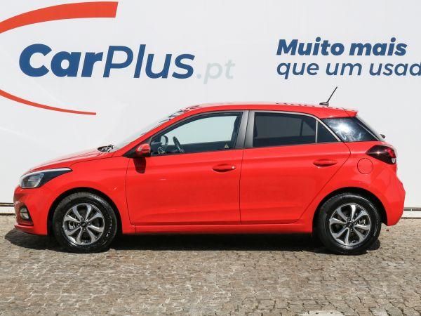 Hyundai i20 1.0 TGDi COMFORT 100CV MY18 usado (Lisboa)