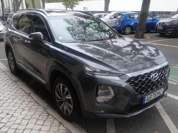 Hyundai Santa Fe segunda mano Porto