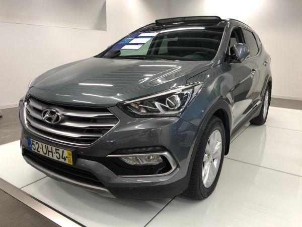 Hyundai Santa Fe segunda mão Porto