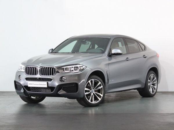 BMW X6 segunda mão Lisboa