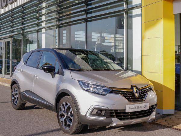 Renault Captur segunda mão Setúbal