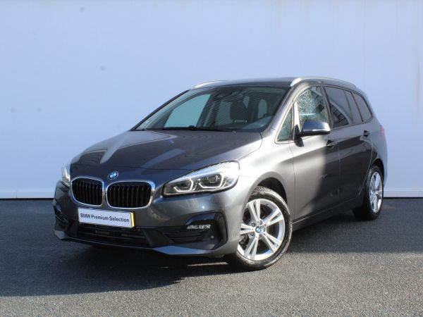 BMW Serie 2 Gran Tourer segunda mão Aveiro