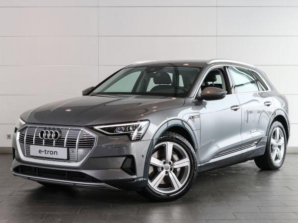 Audi E-tron segunda mão Setúbal