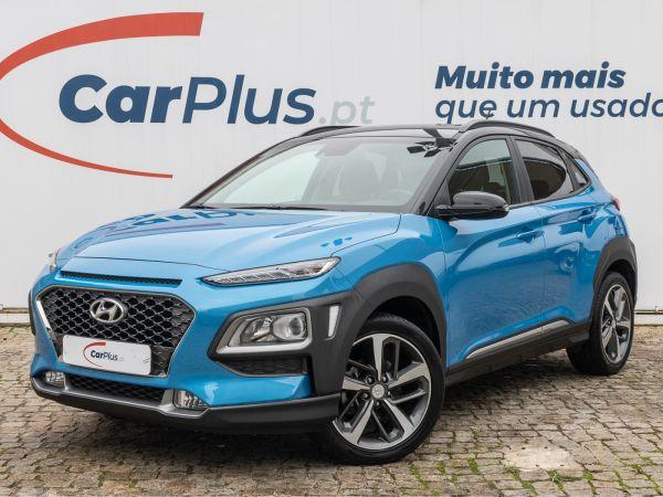 Hyundai Kauai segunda mão Lisboa