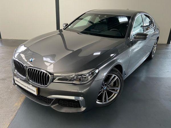 BMW Serie 7 segunda mão Faro