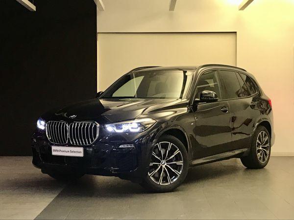BMW X5 segunda mão Lisboa