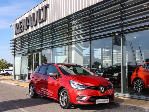 Renault Clio segunda mão Setúbal