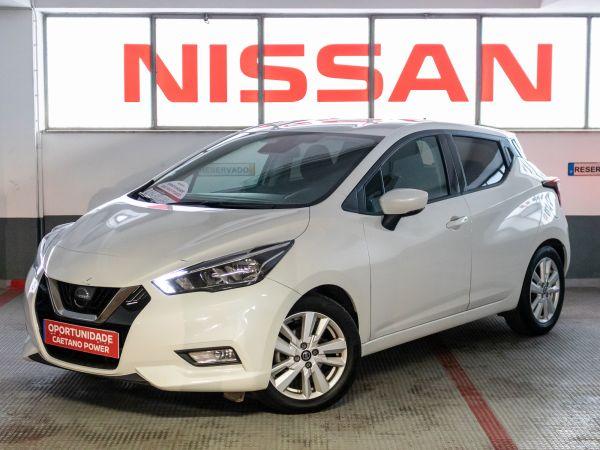 Nissan Micra segunda mão Lisboa
