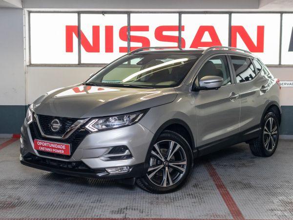 Nissan Qashqai segunda mão Lisboa