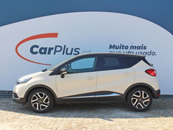 Renault Captur 1.5 dCi 90cv S&S Energy ECO2 Exclusive usado (Porto)