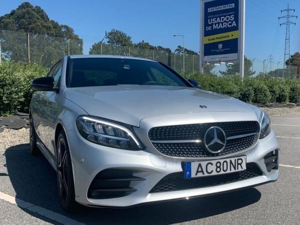 Mercedes Benz Classe C segunda mano Porto