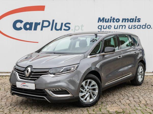 Renault Espace segunda mão Lisboa