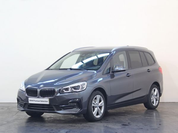 BMW Serie 2 Gran Tourer segunda mano Porto