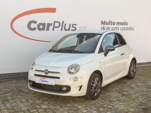 Fiat 500 segunda mão Braga