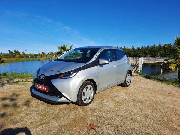 Toyota Aygo segunda mão Castelo Branco