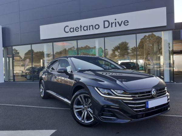Volkswagen Arteon segunda mão Porto