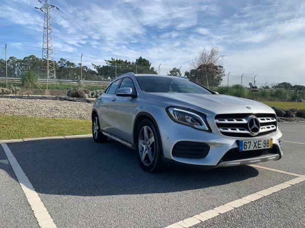 Mercedes Benz Classe GLA segunda mão Porto